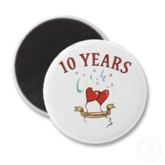 10 years of happiness